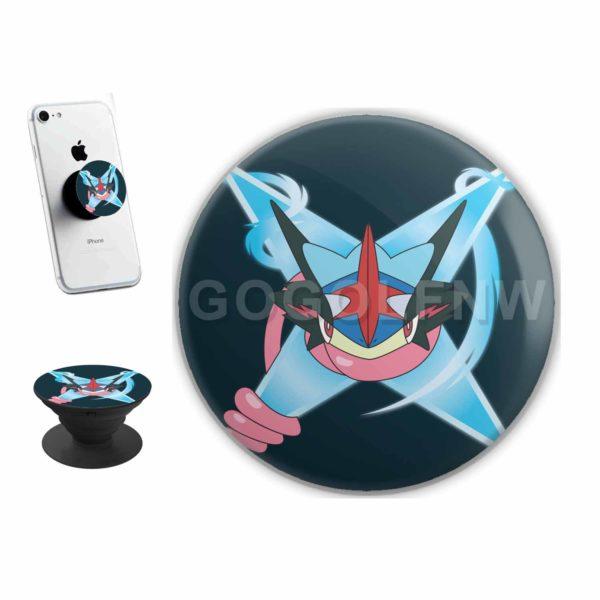 Greninja Pokemon Sticker for PopSockets