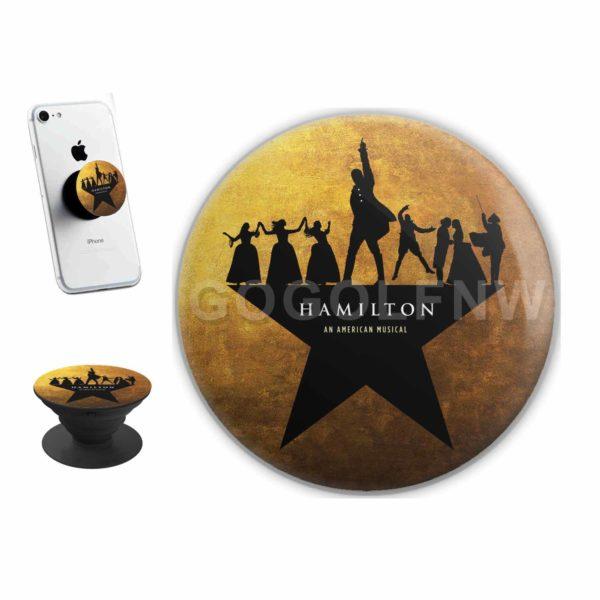 Hamilton American Musical Sticker for PopSockets