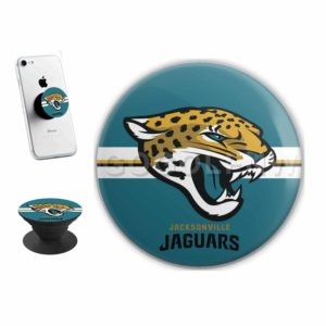 Jacksonville Jaguars NFL Sticker for PopSockets