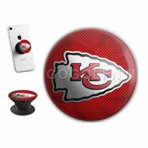 Kansas City Chiefs NFL Sticker for PopSockets