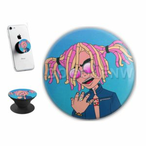 Lil Pump Gucci Gang Sticker for PopSockets