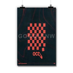 Logic OCD Poster Print Art Wall Decor