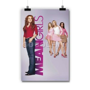 Mean Girls Poster Print Art Wall Decor