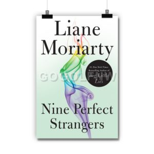 Nine Perfect Strangers Poster Print Art Wall Decor