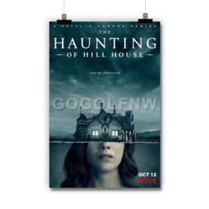 The Haunting of Hill House Poster Print Art Wall Decor