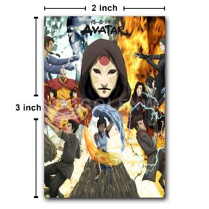 The Legend of Korra Fridge Magnet Refrigerator