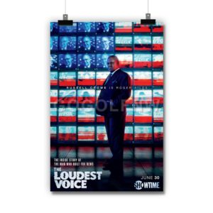 The Loudest Voice Poster Print Art Wall Decor