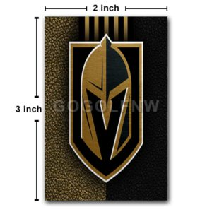 Vegas Golden Knights Fridge Magnet Refrigerator