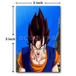 Vegito Base Form Fridge Magnet Refrigerator