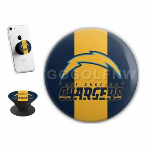 Los Angeles Chargers NFL Sticker for PopSockets