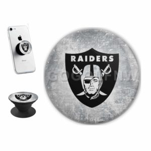 Oakland Raiders NFL Sticker for PopSockets