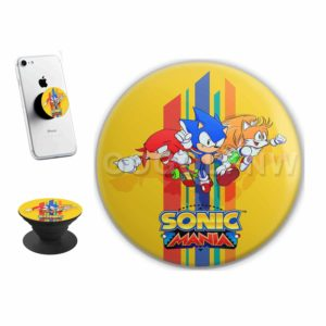 Sonic Mania Sticker for PopSockets