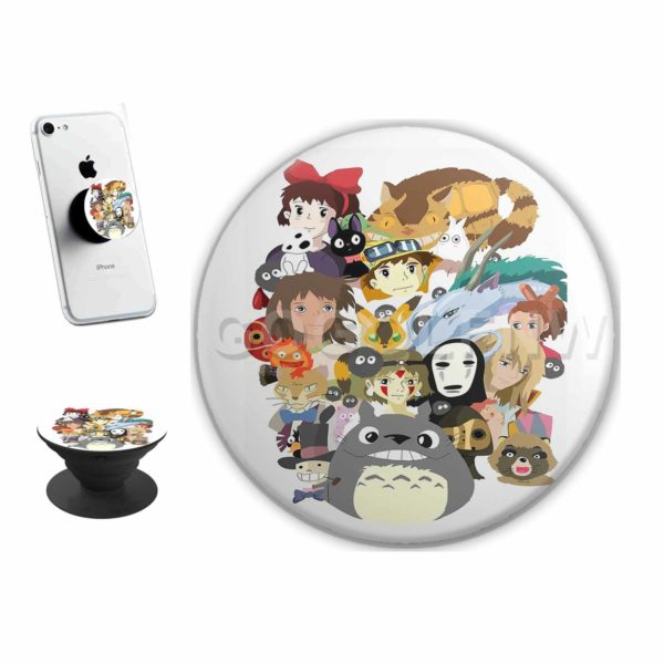 Studio Ghibli Sticker for PopSockets