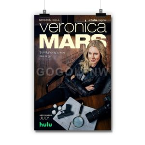 Veronica Mars Poster Print Art Wall Decor