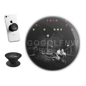 Fontaines DC Dogrel Sticker for PopSockets
