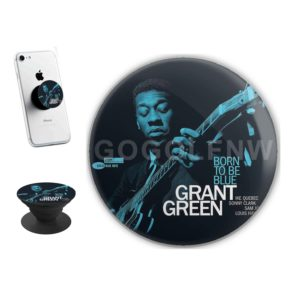 Grant Green Born To Be Blue Sticker for PopSockets