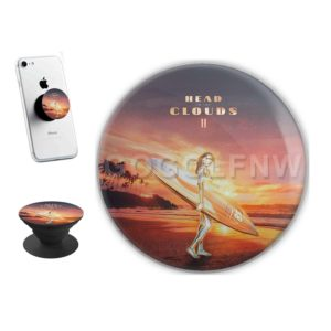 Head in The Clouds 2 Sticker for PopSockets