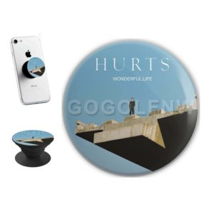 Hurts Wonderful Life Sticker for PopSockets