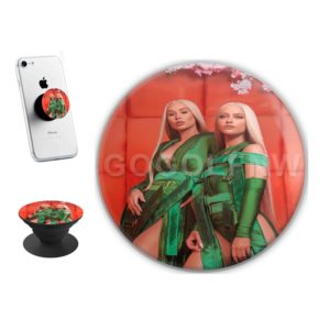 Iggy Azalea And Alice Chater Sticker for PopSockets