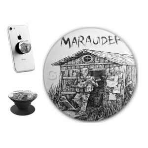 Jesse Stewart Marauder Sticker for PopSockets