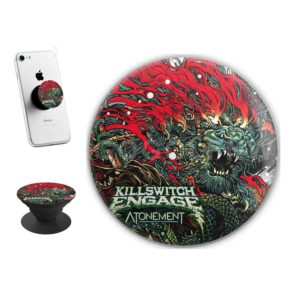KILLSWITCH ENGAGE ATONEMENT Sticker for PopSockets