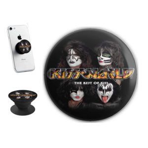 Kiss Kissworld Sticker for PopSockets