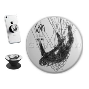 Korn The Nothing Sticker for PopSockets