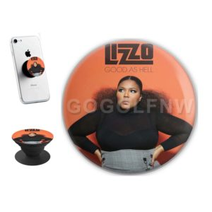 Lizzo Good as Hell Sticker for PopSockets