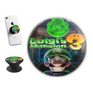 Luigis Mansion 3 Sticker for PopSockets