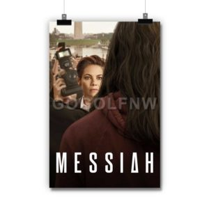 Messiah Poster Print Art Wall Decor