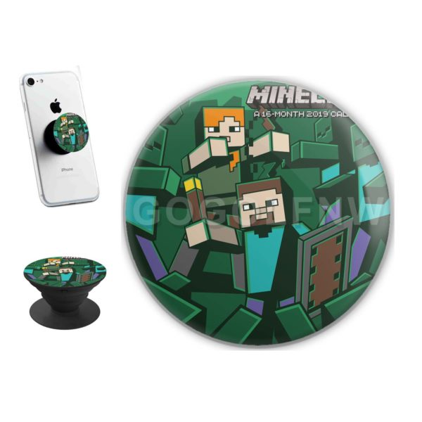 Minecraft 2 Sticker for PopSockets