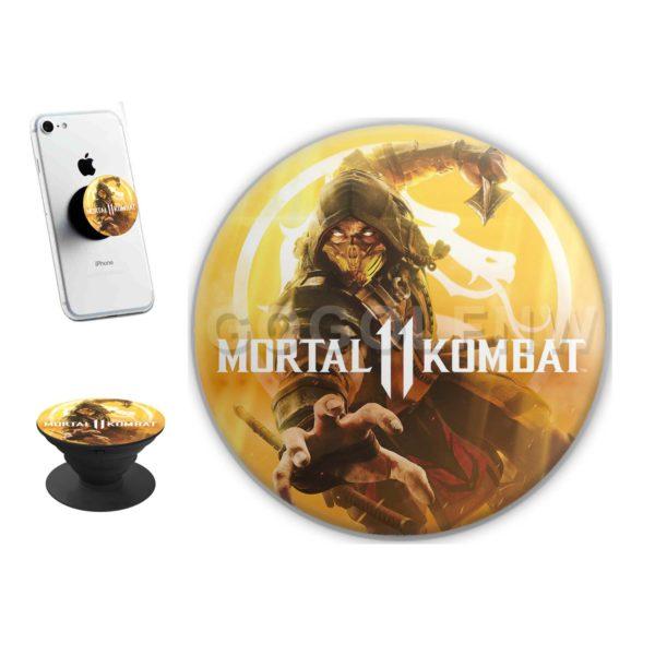 Mortal Kombat 11 Sticker for PopSockets