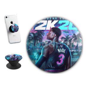 NBA 2K20 Legend Edition Sticker for PopSockets
