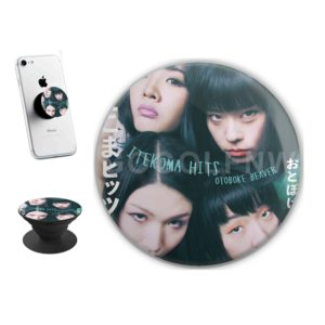 Otoboke Beaver Itekoma Hits Sticker for PopSockets