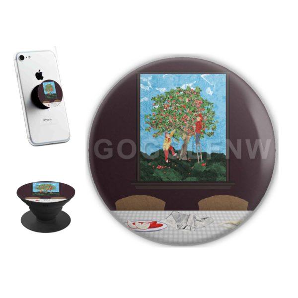 Parsnip When the Tree Bears Fruit Sticker for PopSockets