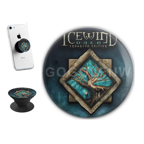Planescape Torment & Icewind Dale Enhanced Editions Sticker for PopSockets