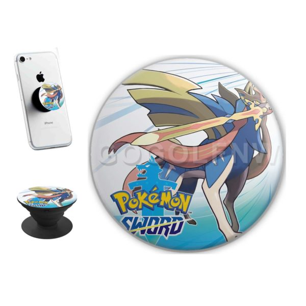 Pokémon Sword Sticker for PopSockets