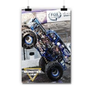 Son uva Digger Monster Jam Truck Poster Print Art Wall Decor