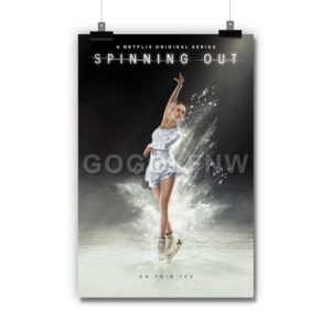 Spinning Out Poster Print Art Wall Decor