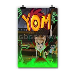 YOM Poster Print Art Wall Decor